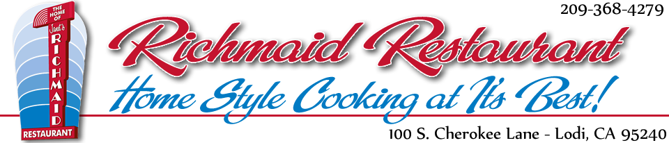 Richmaid Restaurant The Best Home Style Cooking